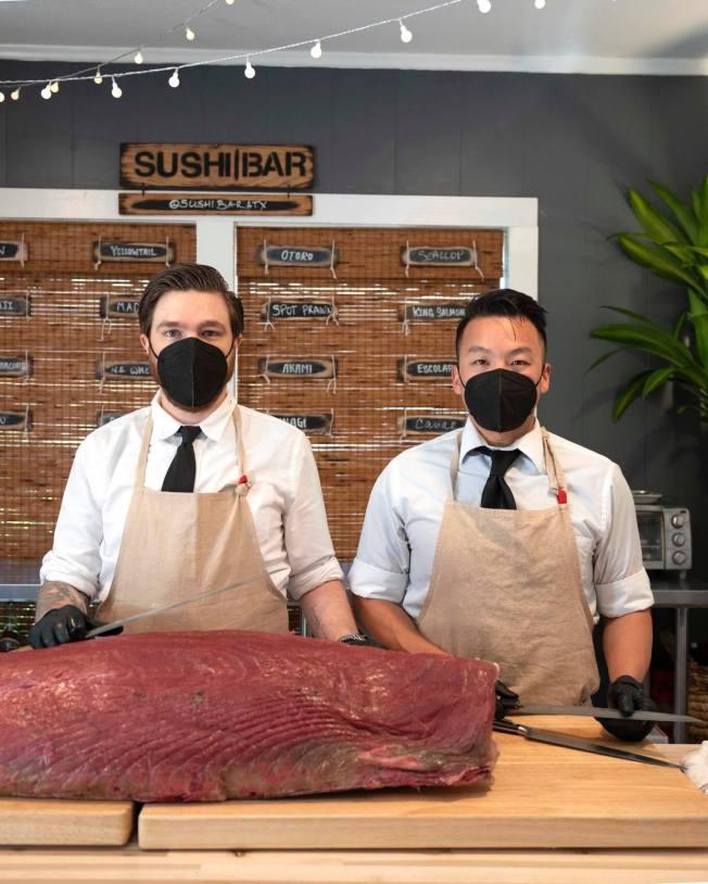 sushi bar atx