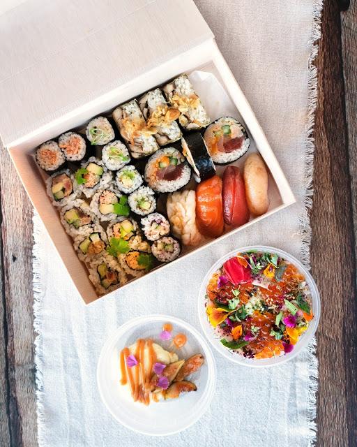 Kyoten Sushiko Omakase Box